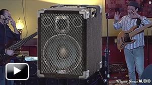 Craig Newman asks Wayne Jones about the 1000 Watt WJ 1x10 Powered Stereo Bass System - Wayne Jones Audio