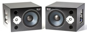 Wayne Jones Audio - 1000 Watt 1x10 Studio Monitors