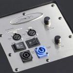 Wayne Jones Audio - 1000 Watt 1x10 Studio Monitors - Active Control Panel