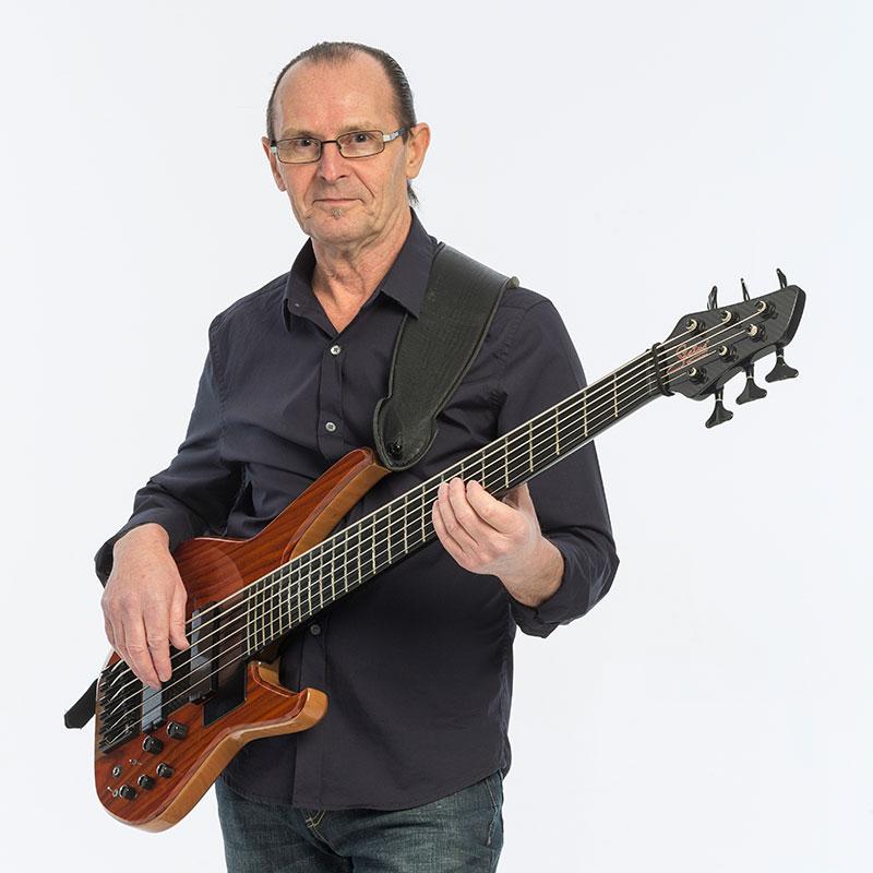 Wayne Jones AUDIO & bass player - Mr. Jones, CD available from https://www.wayne-jones.com/bass-guitar