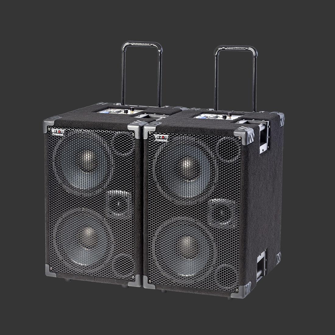 Wayne Jones AUDIO - Hi Powered, Hi End Bass Speaker Cabinets