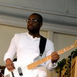 """Derrick """"Swol"""" Ray is now a Wayne Jones AUDIO endorsee. Derrick performs with Rihanna and his credits include among many, Alicia Keys, Marvin Sapp, Kirk Franklin, Mary J. Blige, and Anita Wilson."""