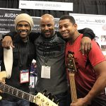 André Berry (Wayne Jones AUDIO endorsee), Kevin Wilson (bass credits include Prince , Justin Timberlake, Patti Labelle, Kanye West, T.I, WILL.I.AM) and David Dyson  (Wayne Jones AUDIO endorsee).