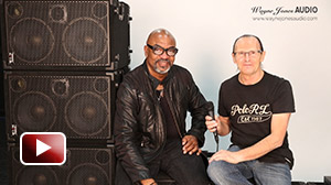 Bass player Carl Young interviewed by Wayne Jones AUDIO about the range of products for bass players and his history with Wayne Jones AUDIO