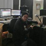 Drew Dedman, bass player for Superheist