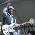 Wayne Jones AUDIO endorsee Carl Young - San Francisco bass player with Michael Franti & Spearhead