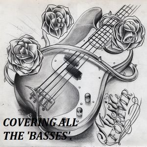 """SJITM Presents """"Covering All The Basses"""" with """"The Groovefather"""" - Norrie Lynch"""