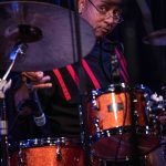 Fallon Williams III @ Bird's Basement jazz club in Melbourne