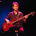 Graham Maby, bass player for Joe Jackson band. Endorsee of Wayne Jones AUDIO powered bass guitar cabinets & the WJBP Stereo Valve Bass Pre-Amp.