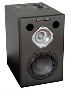 Jones-Scanlon Baby 6.5″ 2-Way Powered Studio Monitors 650 watt (each) studio monitors - recording engineering, audio and film post production, sound track mastering, audio mixing, sound mixing, recording studio gear.