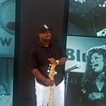 Maurice Fitzgerald bass player