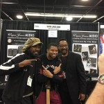 Wyzard Bass, David Dyson, Nathaniel Phillips - NAMM 2016