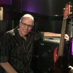 Wayne Jones AUDIO endorsee - Paul Adamy. New York bass player.