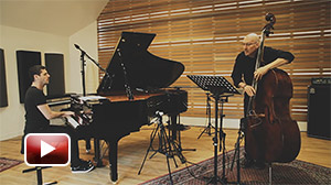 "Bassist Scott Colley and pianist Frank Woeste - Dialogue #4 - ""The Libretto Dialogues"