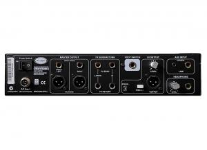 Wayne Jones Audio - 1000 Watt 1x10 Stereo/Mono bass guitar Bass Cabinets with WJBP Pre-Amp DI