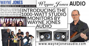 MIXDOWN – Australian music industry magazine features of Wayne Jones AUDIO in April 2016 edition #264