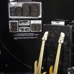Wayne Jones AUDIO bass rig - Custom Fodera Monarch Elite 6 and Fodera Monarch 5 Deluxe bass guitars