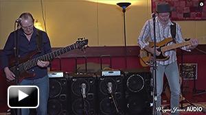 Wayne Jones & Craig Newman perform Get Up - from Wayne's Mr Jones CD