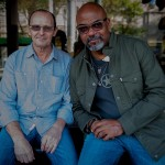 Wayne Jones & Carl Young - bass player with Michael Franti & Spearhead