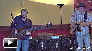 Wayne Jones & Craig Newman perform 5 to 6 - from Wayne's Mr Jones CD