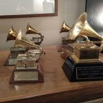 David Sandorn's gallery of Grammy awards