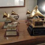 David Sandorn's gallery of Grammy awards