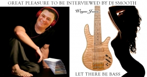 Had a great time during this interview from UK with Sean Blackmore, DJ Smooth, discussing my latest recording releases.