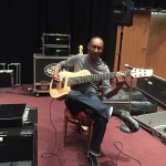 Fodera custom bass guitar