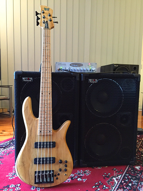 my custom fodera monarch 6 oooeee it 39 s here wayne jones bass player. Black Bedroom Furniture Sets. Home Design Ideas