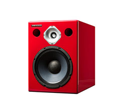 "Jones-Scanlon ""Reds"" Studio Monitors - DSP, High Powered, Bi-Amped"