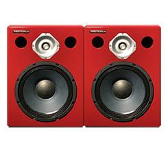 Jones-Scanlon Studio Monitors - DSP, High Powered, Bi-Amped