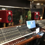 Wayne Jones AUDIO product demonstration at Sing Sing Recording Studio