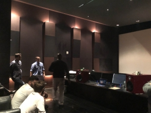 Jones-Scanlon Studio Monitors now in use at Sony Pictures Studios!