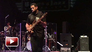 Unit 3 Deep - Bass guitar player David Dyson - Unleashed - Bethesda Blues Jazz & Supper Club
