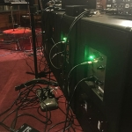 Wayne Jones AUDIO bass guitar rigs (rear shot)